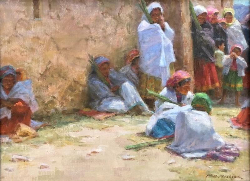 Palm Sunday - Tarahumara